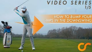HOW TO START THE DOWNSWING IN GOLF - NEW VIDEO SERIES