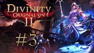 Divinity Original Sin 2 Lets Play #3 - Divinity Original Sin 2 Gameplay German / Deutsch