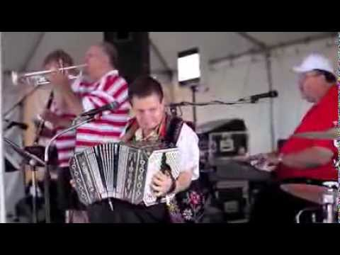 "Jersey Polka Richie - ""Does anybody like Concertina music in Minnesota?"", Casey Fingers Polka"