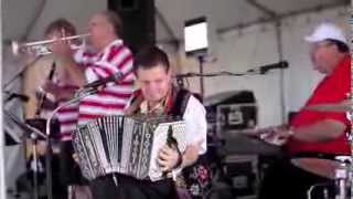 "Jersey Polka Richie - ""Does anybody like Concertina music in Minnesota?"", Casey Fingers Polka"