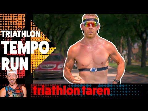 How to do a TEMPO RUN for triathlon & MEL'S WEDDING!!!