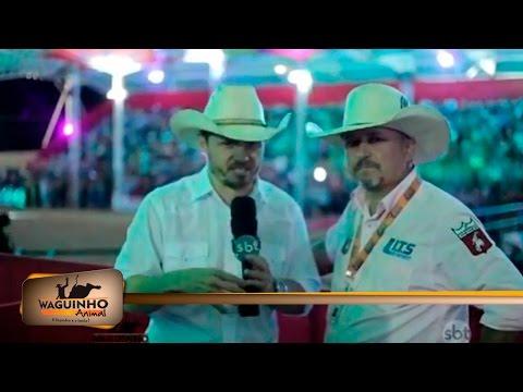 Waguinho Animal - Papo Animal em Rodeio de Ouro Verde 25/03/17