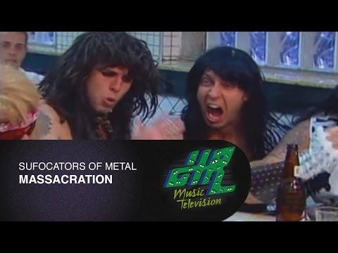 Sufocators of Metal  Massacration