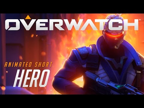 "Thumbnail: Overwatch Animated Short | ""Hero"""