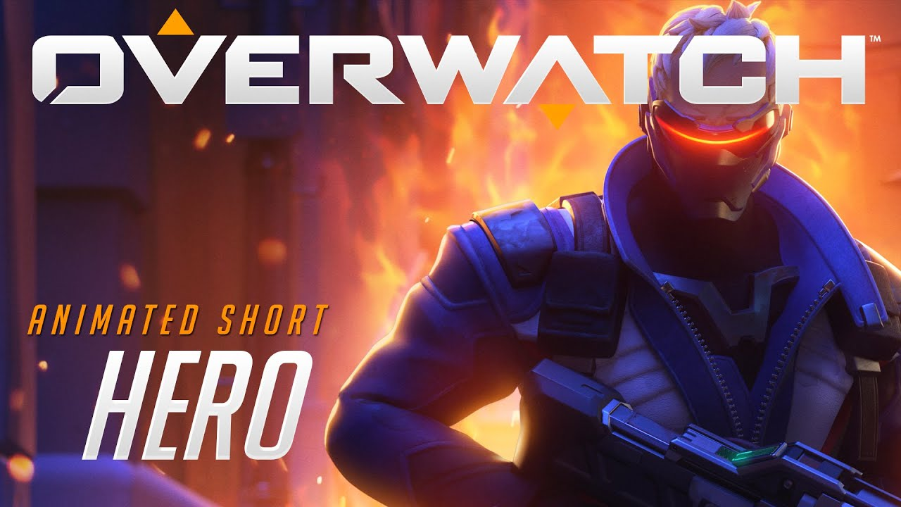Overwatch - Hero Soldier 76 trailer