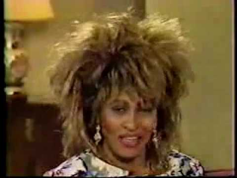 Tina Turner  Canadian TV Interview 1985 Mad Max 3