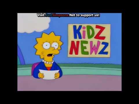 "The Simpsons - ""Boring"""