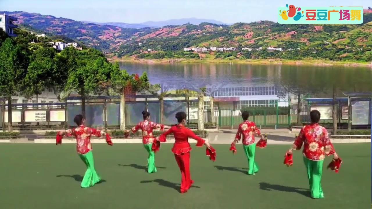 广场舞《亲亲西北风》东北民歌舞蹈表演 ,手绢舞 舞蹈教学视频