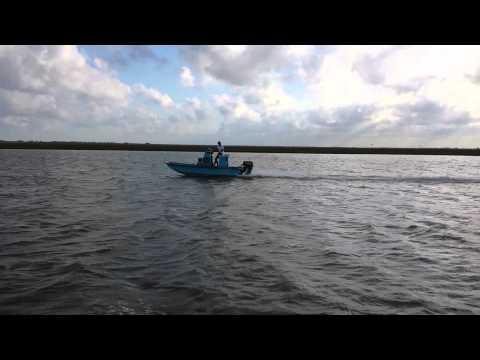 Chad Post Custom Boats