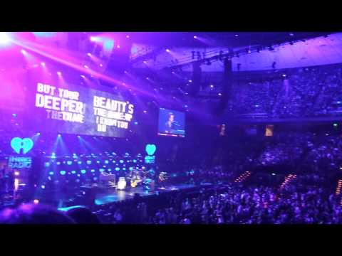 Hunter Hayes - Wanted - iHeartRadio Country Music Festival Austin Texas 2014