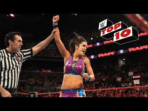 Top 10 Raw moments: WWE Top 10, Aug. 22, 2016