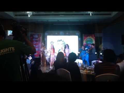 Miss Saudi Arabia (Team Asia) - Hey Communication / Q&A Portion