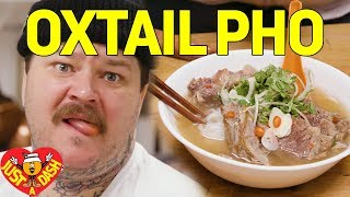 Bone Broth Brigade Oxtail Pho | Matty Matheson | Just a Dash | EP 1