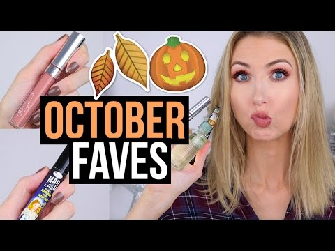 October FAVORITES 2016 || Beauty Products...