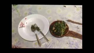 IS THIS MY LAST MEAL --WONDERING IF I AM INSURED--- LOL --A BRITISH AMERICAN EXPAT LIFESTYLE VIDEO