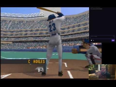 b3621a26cd Let's Play Major League Baseball Featuring Ken Griffey Jr. Pt. 2 - My God,  Gigantism!