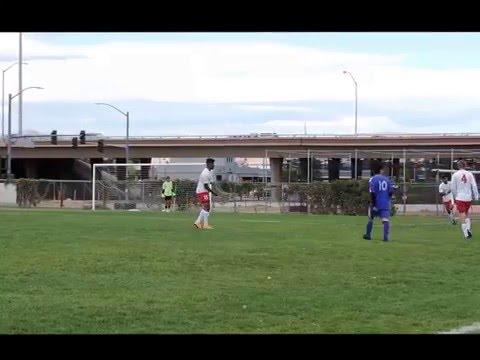 Raul Vanegas #6 Earl Wooster High School Vs McQueen High School Highlight video 8 0 Win