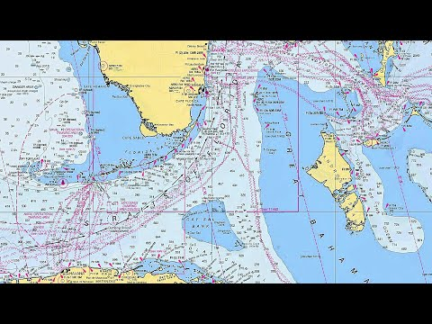 Are You Ready for the Latest Electronic Navigational Charts?