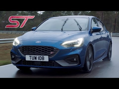 2020 Ford Focus ST | Driving, Interior, Exterior