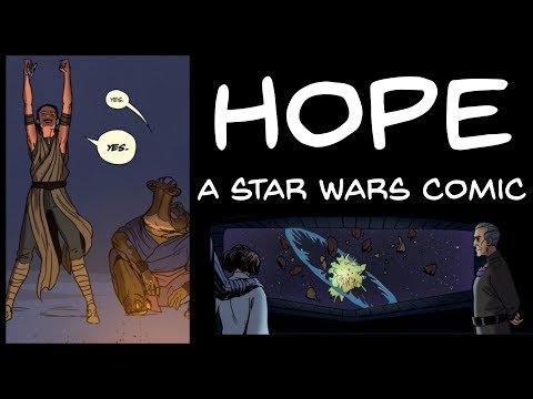 Hope: A Star Wars Comic