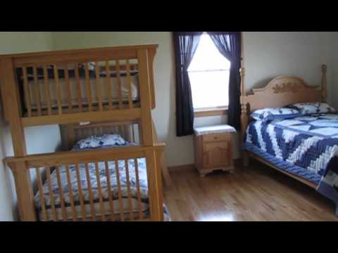 A Tour of a Newer Amish Home in Holmes County, Ohio - With Wanda Brunstetter