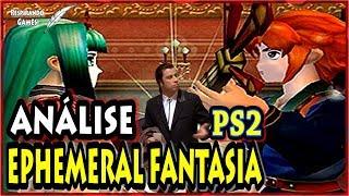 EPHEMERAL FANTASIA - PS2 | ANÁLISE do Game