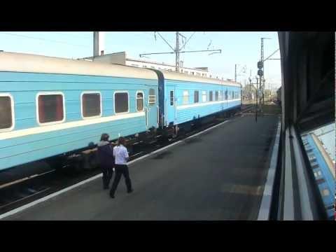 Train 88Д Simferopol - Kovel (Поезд 88Д Симферополь - Ковель)