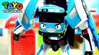 Video [Tayo's Toy Adventure] #23 Robot King Tayo (Part 2) download MP3, 3GP, MP4, WEBM, AVI, FLV Februari 2018