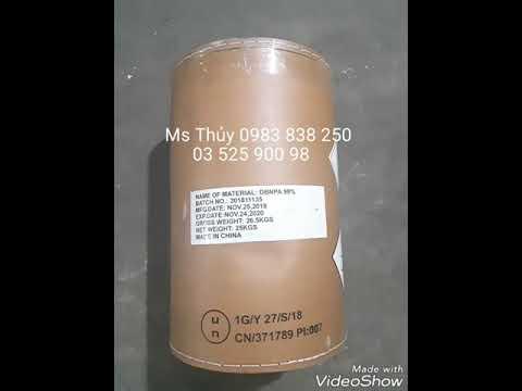 Bán hóa chất thay thế Malachite Green trong xử lý nước Bronopol