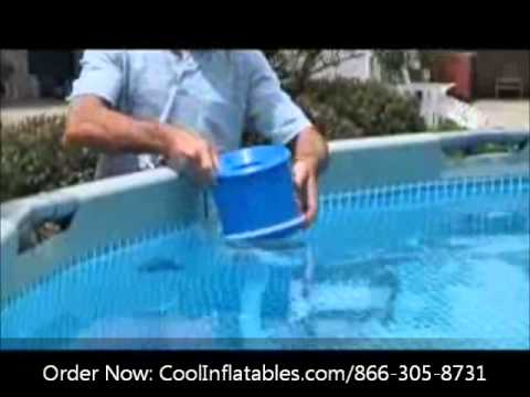Intex Pool Surface Skimmer Setup Instructions