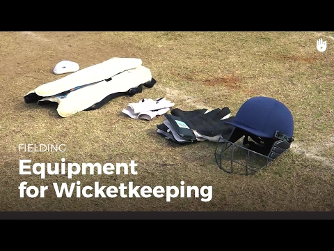 Equipment Used by the Wicketkeeper | Cricket