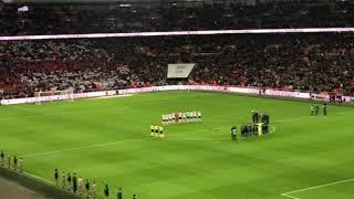 The Last Post | England v Germany | Wembley | 90min
