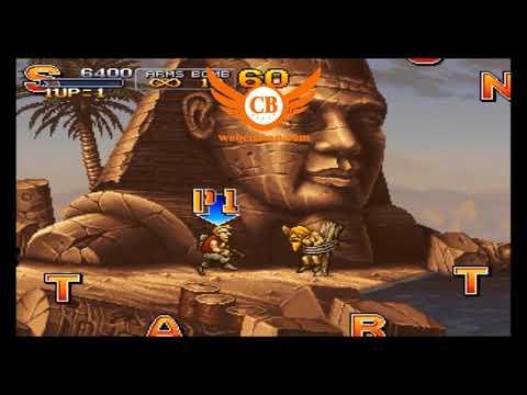 🤠 Metal Slug X Full PC 🤠 // Install & Gameplay // Game PC
