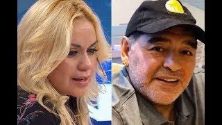 La charla secreta entre Ojeda y Maradona ¿De qué hablaron?