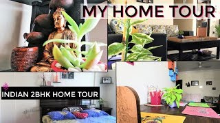 My Home Tour 2019 | 2BHK Home Tour | My Rented Apartment Tour