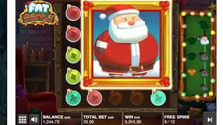 Fat Santa x963 Mega Big Win - €25 bet