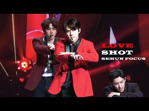 181228 KBS 가요대축제 LOVE SHOT EXO SEHUN FOCUS
