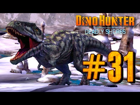 Dino Hunter: Deadly Shores EP: 31 Region 9!!! HD