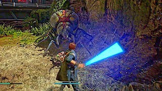 Star Wars Jedi Fallen Order Gameplay Demo Walkthrough (E3 2019) EA PLAY