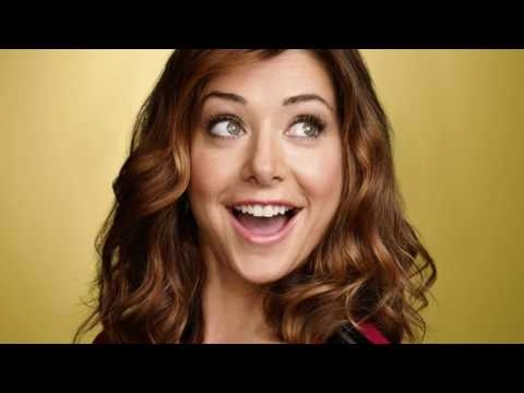 HD Alyson Hannigan Jerk Off Challenge