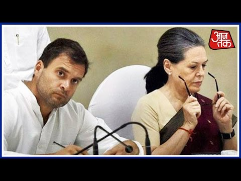 Sonia Gandhi Unwell,