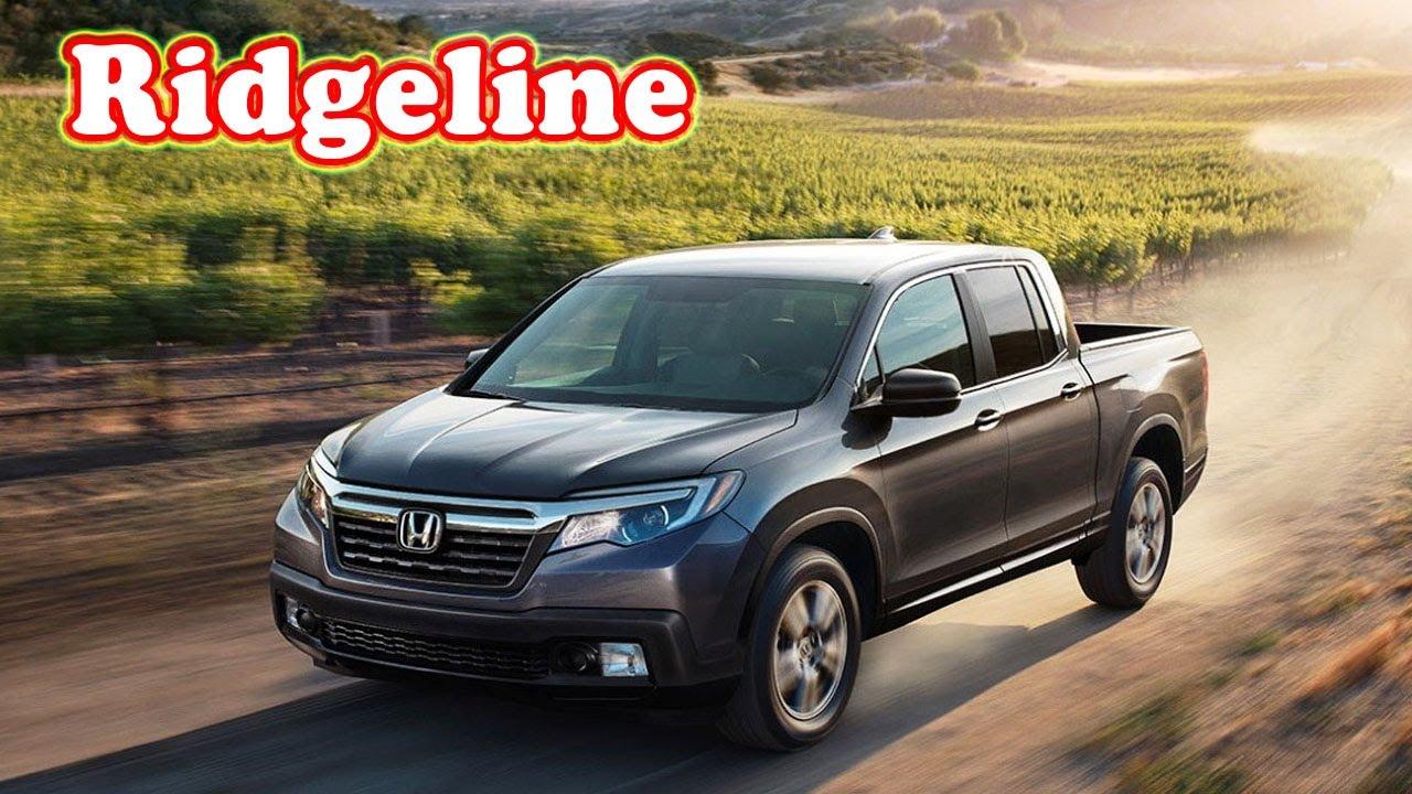 2021 Honda Ridgeline Pickup Truck Speed Test