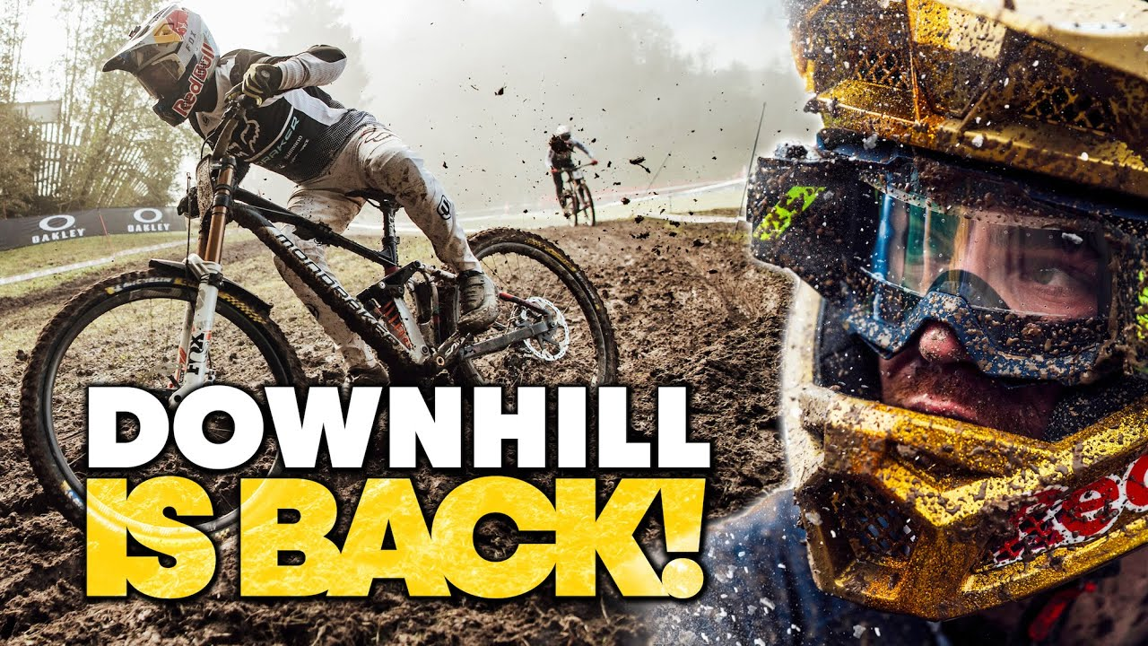 Download Downhill Racing Returns! What's new in 2021? | UCI MTB World Cup