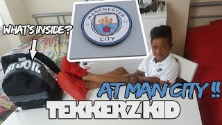 I Played Against Manchester City!!|what's In My Bootbag!!