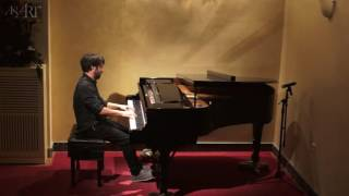 Dimitris Mimidis plays Chopin Nocturne no 21 in C