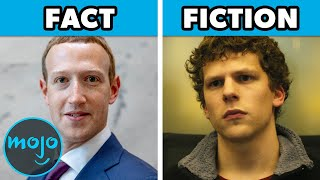 Top 10 Things The Social Network Got Factually Right and Wrong