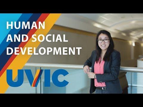 Human and Social Development at UVic