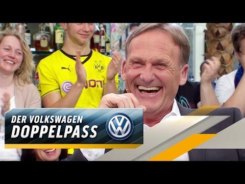 Watzke's Beste Sprüche | Best Of SPORT1 DOPPELPASS