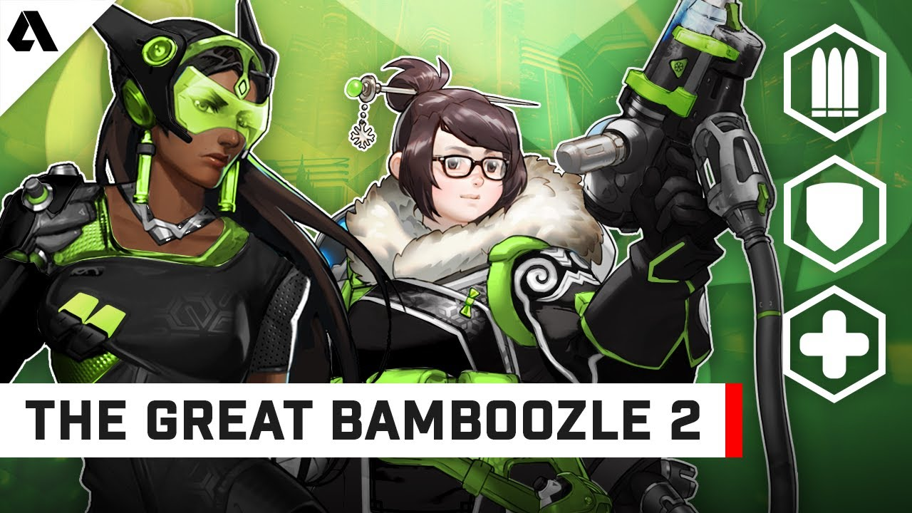 Return Of The Great Bamboozle - Outlaws vs Gladiators | Pro Overwatch Analysis