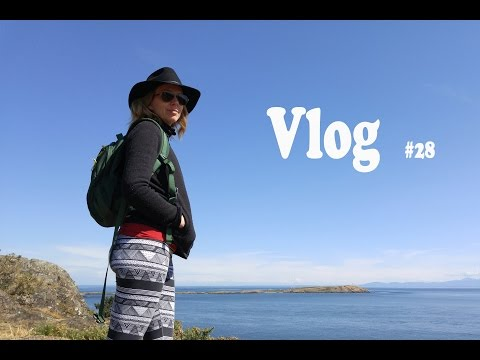 Relaxing week in Victoria BC - Vlog 28